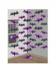 Decoraciones colgantes murciélagos