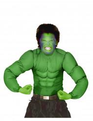Músculos verdes niño
