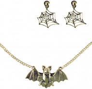 Set bisutería bruja Halloween
