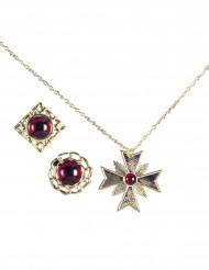 Set de accesorios vampiro adulto