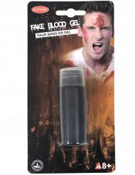 Botella sangre falsa gel Halloween