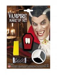 Set maquillaje vampiro adulto Halloween