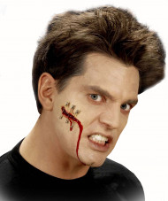 Herida Rasgadura con imperdible adulto Halloween