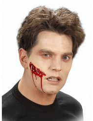 Herida rasguño adulto Halloween