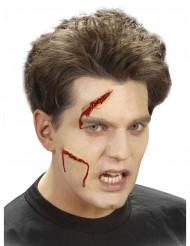 Herida con rasguños adulto Halloween