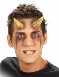 Cuernos falsos de demonio adulto Halloween