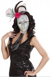 Corbata de telaraña adulto Halloween