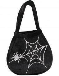 Bolsa de araña adulto Halloween
