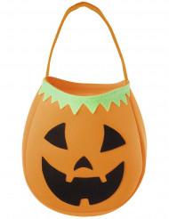 Bolsa de calabaza niño Halloween