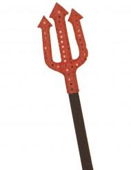 Tenedor de diablo Halloween
