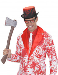 Corbata ensangrentada adulto Halloween