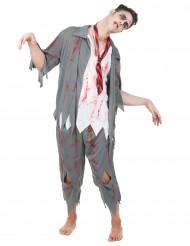 Disfraz de zombie hombre