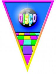 Guirlanda banderines disco