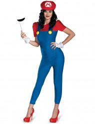 Disfraz Mario™Deluxe Mujer