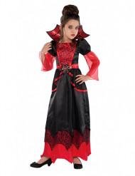 Disfraz vampiresa niña Halloween