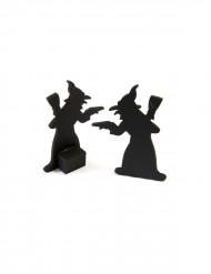 Decoración de bruja Halloween