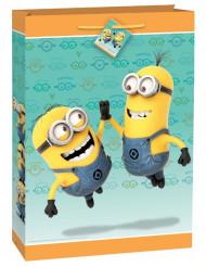 Bolsa de fiesta papel Los Minions