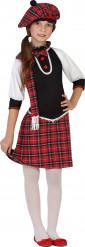 Disfraz de escocesa niña