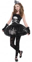 Disfraz bailarina de las tinieblas adolescente Halloween