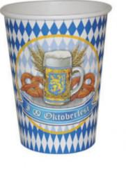 8 Vasos Fiesta de la Cerveza