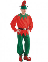 Kit accesorios elfo adulto Navidad