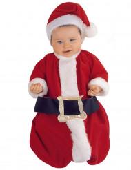 Disfraz Papá Noel Deluxe bebé