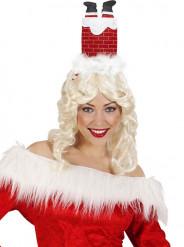 Sombrero chimenea adulto Navidad