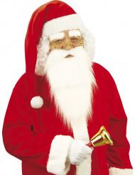 Gorro Papá Noel largo adulto