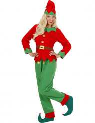 Disfraz duende Papá Noel