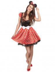 Disfraz Sassy Minnie™ adulto