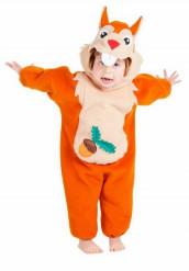 Disfraz ardilla bebé