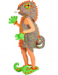 Disfraz Camaleón mujer