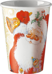 8 Vasos Papá Noel
