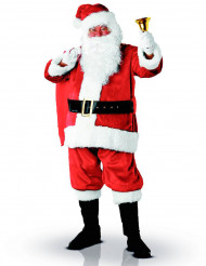 Disfraz de Papá Noel adulto Deluxe