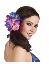 Accesorio pelo flor hibiscus Hawái