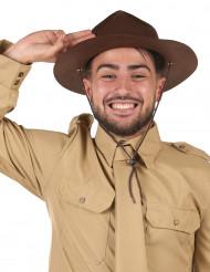 Sombrero de scout adulto