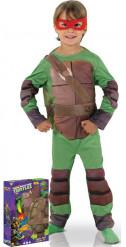 Disfraz lujo relleno Tortugas Ninja™ en caja