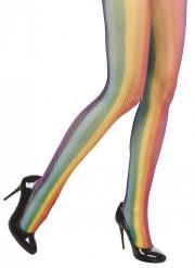 Medias arcoíris mujer