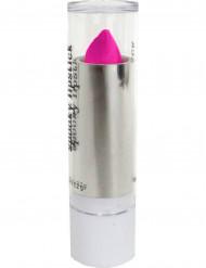 Pintalabios rosa fluorescente