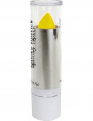 Pintalabios amarillo fluorescente