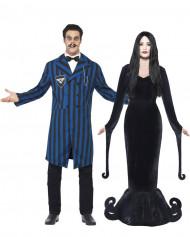 Disfraz de pareja duques de la mansión Halloween