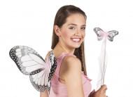 Kit mariposa rosa