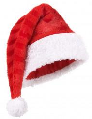 Gorro Papá Noel a rayas
