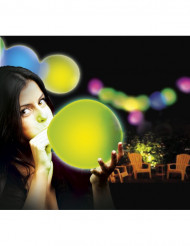 5 Globos LED multicolores Illoms™