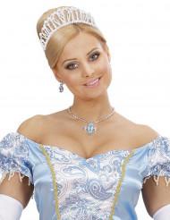 Corona princesa mujer
