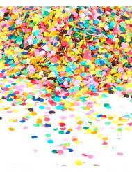 Bolsa de confetis 100 g multicolor fluorescente