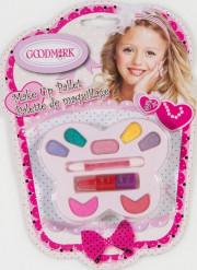 Maquillaje niña butterfly kit