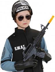 Casco policía niño
