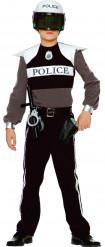 Disfraz Policía niño caja