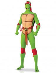Disfraz Rafael Tortugas Ninja™ segunda piel adulto